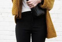Closet Staple - black jeans