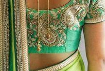Stunning Indian Brides / by Guoda Kuprenaite