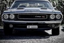 Muscle cars / Just a bunch of cars that interest me
