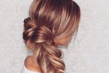 Glossy Hairstyles