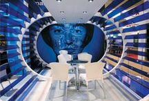 In-Booth Meeting Rooms / Need a little inspiration for the design of your next in-booth conference room? Check out some of our favorite meeting rooms from trade shows around the world.