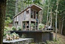 inspiration exterior / Inspiration cabin exterior