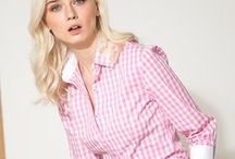 Our Favorite Shirts & Blouses / A collection of some of our favorite shirts & blouses. Customize YOUR favorite at sumissura.com   #shirts #custommade #blouses #fashion