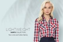 Lightweight Shirts Collection / Check out the entire #Sumissura collection here: http://www.sumissura.com/en/collections/custom-dress-shirts/lightweight-shirts-collection-woman  #customshirts #shirts #fashion