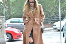 Wrap up in Style / Some of our favorite coats! Design your own at sumissura.com