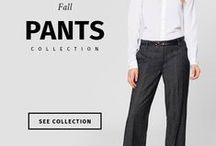 Fall Pants Collection / Check out our Fall Pants Collection  http://www.sumissura.com/en/collections/custom-pants/fall-pants-collection  (Don't forget to design your OWN pants! sumissura.com)