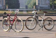 Barse Bicycles / Biciclette elettriche artigianali dal design classico ed elegante con dettagli moderni.