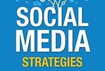 Social Media Strategies / Find stat's, effective platforms, the latest trends, and current events for your social media needs, questions, or online work, writing, blogging, small business, or entrepreneurship. A collection of go-to's for your online presence.