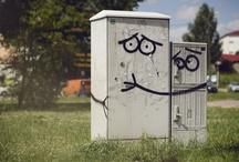 Kreatywni na co dzień / Nieznani mistrzowie poprawiania humoru :)