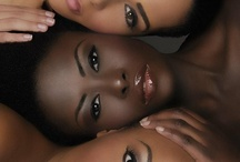 Beauty Comes in All Colors / Ethnic Beauty   Multicultural Beauty   Multiethnic   BiRacial Beauty   African American Beauty   Interracial Women