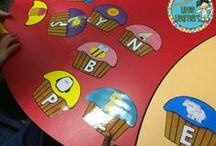 ✪ Alphabet / Alphabet activities: General letter recognition resources and activities.