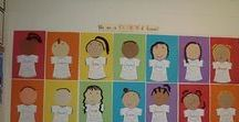 ✪ All About Me / Ideas for teaching a unit on 'All about me and my family'.
