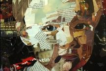 streetart,art and inspiration / by Maren Evers