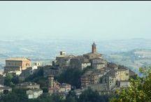 """Force / Force, situato a 690 metri s. l. m., è uno dei tanti balconi naturali del Piceno. Probabilmente deve il toponimo alla sua natura di luogo di passaggio, """"forca"""", tra le Valli dell'Aso, del Tronto e del Tesino."""