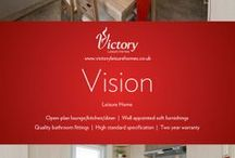 2014 Range - Victory Leisure Homes and Lodges / Our Full range of Leisure Homes and Leisure Lodges for 2013/14