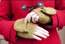 Winter Warmers / knitted and crocheted projects to keep you head, neck, hands and feet warm. These are all free (although you may need to register with a website).  We have a separate leg warmers board too and a board full of sock tips too!