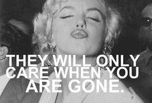 •marilyn monroe• / Marilyn Monroe <3
