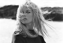 The initials BB - Brigitte Bardot
