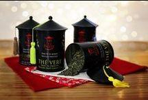 Thés Editions Prestige / Des boîtes raffinées rendant hommage aux élégantes pagodes asiatiques. Un cadeau original et un conditionnement optimal de votre thé.