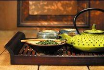 Tea Time / Tous les accessoires et les cérémonies autours de l'art du thé