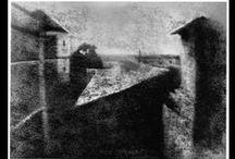 Histoire de la photo / Un bout de l'histoire de la photographie.