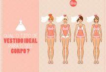 Qual o tipo de vestido ideal para o seu corpo?