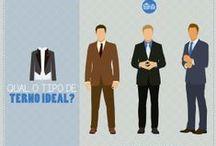 Qual o tipo de terno ideal? {Noivos}