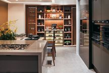 Kitchen - Heart of the Home / Also pantries and wine cellars