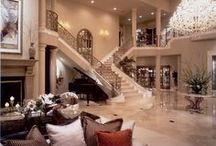 Rooms for Living / Living rooms | Family rooms | Dining rooms | Ball rooms | Man caves | Basements