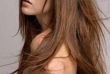 Moje inšpirácie - vlasy a účesy / Hairstyle inspiration