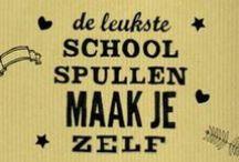 Back to school 2014 / Vind hier de leukste schoolspullen!