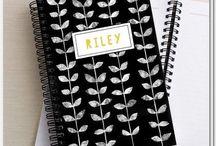 Notebooks - diaries
