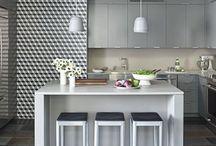 Home. Kitchen design