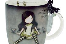 Cups, mugs, tazas