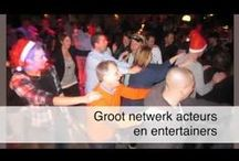 Videos entertainment Party Planners Achterveld / Party Planners Achterveld verzorgd door heel Nederland spelshows, complete themafeesten en dinershows. Zie video's All Inclusive of All Exclusive
