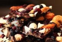 **Healthy treats** / healthy desserts and more delicious recipes