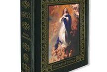 Artículos católicos / Libros de buen contenido, películas, series y muchos otros artículos que le ayudarán a crecer en su vida espiritual.