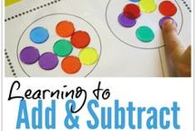 ✪ Addition & Subtraction / Ideas, strategies and resources for teaching Addition and Subtraction.
