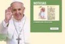 El Papa Francisco en Latinoamérica / Todo lo relacionado con la visita pastoral del Papa Francisco a Ecuador.