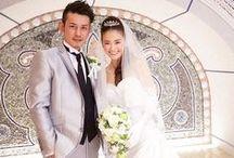 WEDDING/ウエディング / ドレス、ヘアアレンジ、ペーパーアイテムなど、結婚式やウエディングのアイディアをお届けします♡