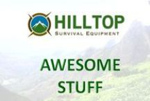 Hilltop Survival Stuff / Hilltop Survival Equipment