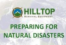 Preparing for Natural Disasters / Surviving Mother Nature