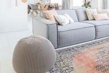 Mijn interieur / Ideeën voor een Scandinavisch interieur. Im in love!