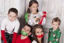 Funny Family Christmas Cards / This board is dedicated to all the silly families out there that go above and beyond when they're making their Christmas cards every year.