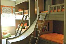 Home. Kids room