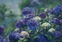 Midori Yoshida, Oil painting /  My official site, http://www.eonet.ne.jp/~arias/midori-yoshida