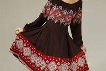 Ukrainian embroidered clothes/ Вишиванка