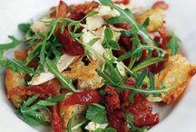 Salads and salsas