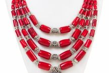 Ukrainian traditional necklace