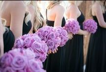 Wedding Purple/Lavender / by White Satin Wedding Show